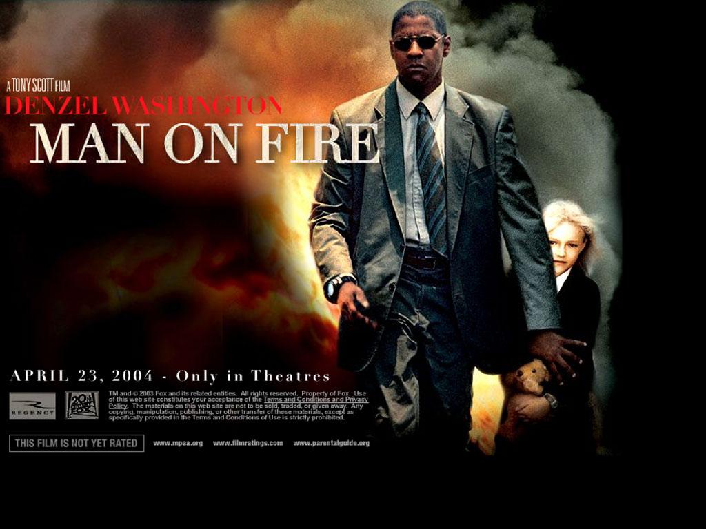 man on fire modest movie